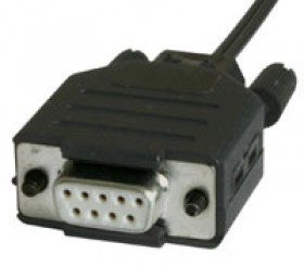 Plastic-Fiber Optic Interface  RS232