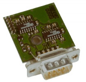 RS232/RS422/RS485 interface module
