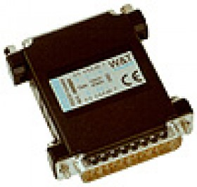 RS232 isolator, 1 kV